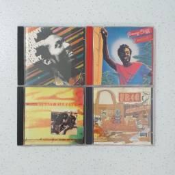 Cds de Reggae originais!