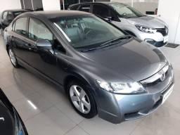 Ent. 50% + 48x 680,00 - Honda Civic LXS 2010 Mecânico