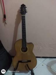 Violão elétrico Gianini