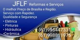 Jflf serviços e reformas