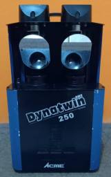 Moving Head Dynatwin 250 DMX 2 Canhões