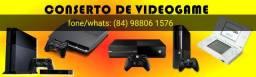 Manutenção e reparo de vídeo game