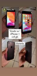 Vendo iPhone 7 128 GB de memória!