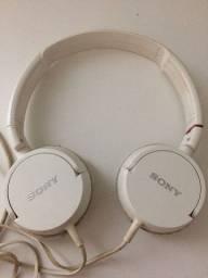 Fone Sony original vendo ou troco por gaiola para Coelho