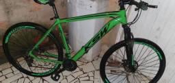 VENDO Bike KSW VERDE TAMANHO 21