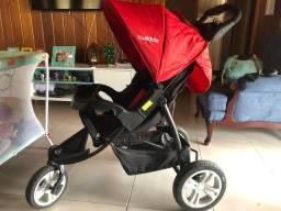 Barbada carrinho de bebê