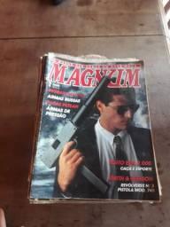 Lote revistas Magnum
