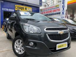 Chevrolet SPIN 2016 LTZ 1.8 Automático Único Dono Novíssima e 1 Ano de Seguro Grátis