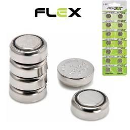 Bateria Botão 1.5v Alcalina FX-LR41- AG3 Un