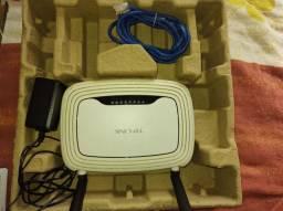 Roteador TP-Link 300mbps 2 antenas