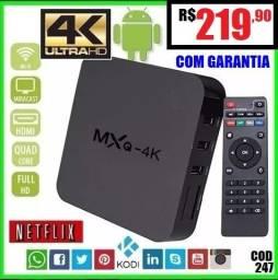 Converta sua Tv comum em Smart TV (entrega grátis)