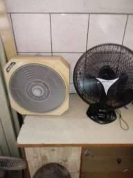 Ventiladores 110 volts grande 70 cada entrego *