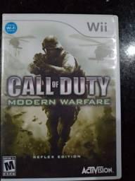 Jogo Call Of Duty Wii