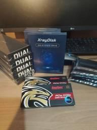SSD Nvme 256Gb - 3x Sem Juros