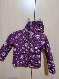 Jaquetas criancas femininas - tamanho 6