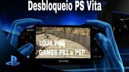Ps Vita Fat e Slim/LEIA ANUNCIO