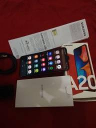 A20 biometria top com caixa carregador manual