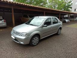 Troca ou Venda - Renault Logan Expression Hi-Flex 1.6 8V