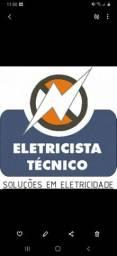 Eletricista atendemos Toda grande vitória e Vila Velha ligue agora