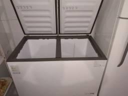 Freezer horizontal cônsul 400 lts