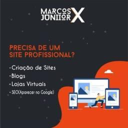 Criação de Site Profissional e Otimizado para sua Empresa!