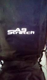 Ab Stretch,Cadeira De Abdominal, Flexão, Bicicleta
