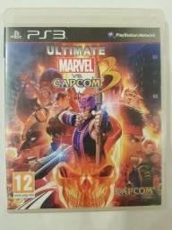 Ultimate marvel vs capcom 3 de play 3