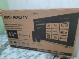 TV zero na caixa