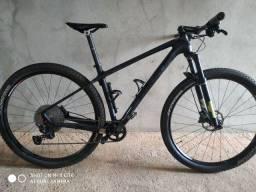 Bike TRUST LANDER CARBON aro 29 tamanho 17