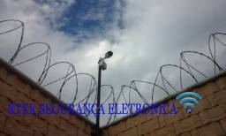 Instalação e manutenção de câmeras de segurança, interfones e motores de portão