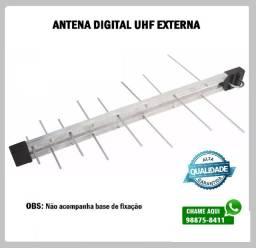 Antena Externa Digital: 30,00