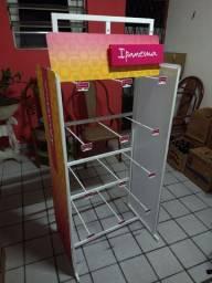Expositor Ipanema chinelos, Novo na caixa