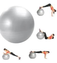 Bola Suíça De Ginástica Pilates Yoga  Funcional 75cm