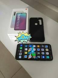 Xiaomi Note 8 64gb preto