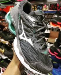 Tênis Masculino e Feminino Nike, Mizuno, Adidas, Vans etc, modelos e cores variadas