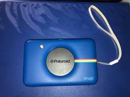 Câmera Digital Instantânea Polaroid Snap -azul