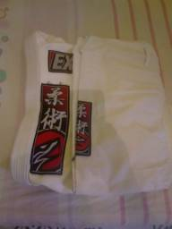 Kimono naja novo tamanho A2 Branco