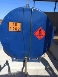 Tanque para combustível 10.000 (Dez mil) Litros com bomba e filtro