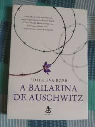 Livro A Bailarina de Auschwitz