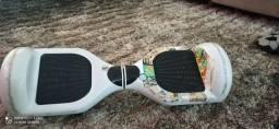 Hoverboard novo, só com arranhões