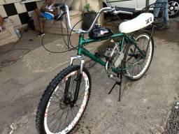 Bike motorizada , aceito proposta a vista