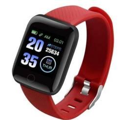 Smartwatch Relógio Inteligente Fitness Bluetooth Android/ios