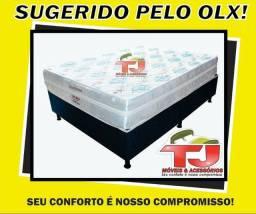 COLCHÃO CASAL MOLAS