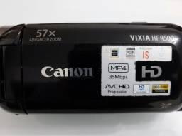 Filmadora Canon Vixia HF R500