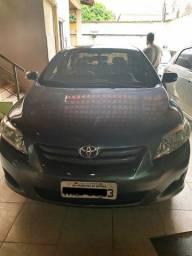 Corolla XEI automático flex 2011/2011 cinza. De procedência!
