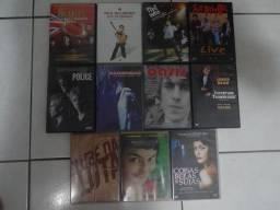 DVDs Clássicos do Rock and Roll e Filmes