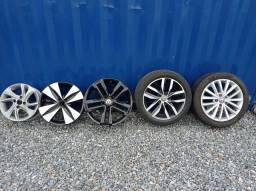 "Rodas Jetta TSI 17"", Golf TSI 17"", Amarok 19"", VW 15"""