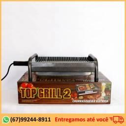 Churrasqueira Elétrica Top Grill 2