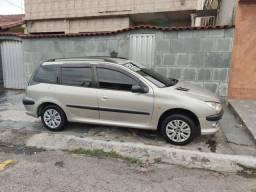 Peugeot 206 sw Completo + GNV