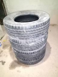 4 pneu da L200 p:245/70 R:16
